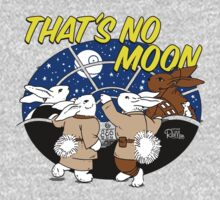 That's No Moon One Piece - Long Sleeve
