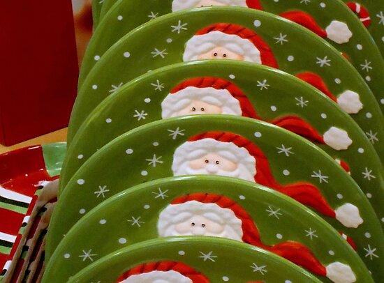 Christmas Stoneware   ^ by ctheworld