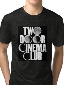 Two Door Cinema Club Moon Phases Tri-blend T-Shirt