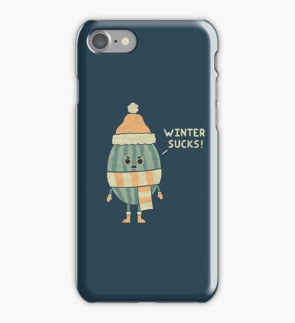 Wintermelon iPhone Case/Skin