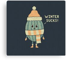 Wintermelon Canvas Print