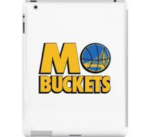 MO BUCKETS iPad Case/Skin