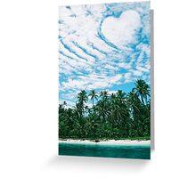 caribbean wonder Greeting Card