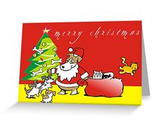 JR Xmas Greeting Card