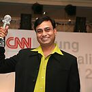 me SUJAN SINGH,RECEIVED CNN YOUNG PHOTOJOURNALIST OF THE YEAR 2007 AWARD,AT MAURYA SHERATON NEW DELHI INDIA  by sujansingh