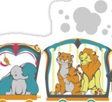 The Disney Circus Sticker