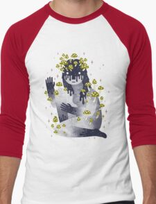 Celestial Decay Men's Baseball ¾ T-Shirt