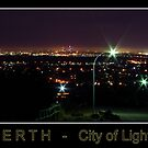 Perth - City of Lights by Daniel Fitzgerald