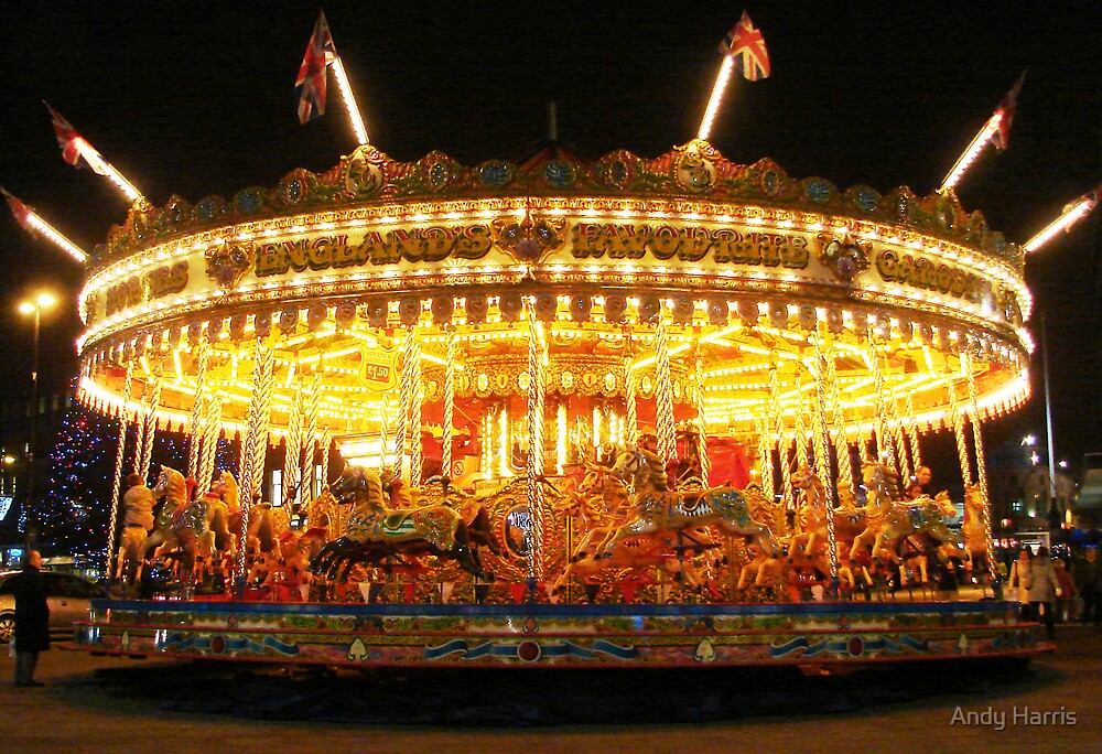 Carousel by Andy Harris