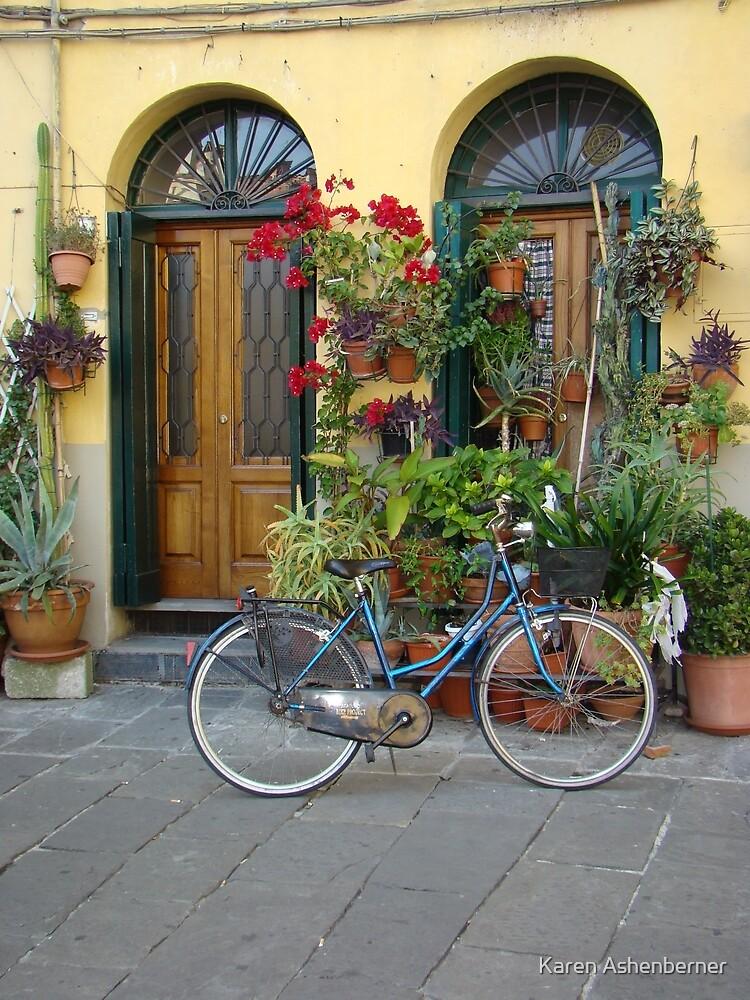 A Day in Lucca by Karen Ashenberner