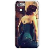 Corseted Beauty iPhone Case/Skin