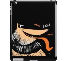 Pant, pant, pant iPad Case/Skin