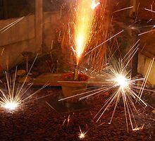 Firework by shakey