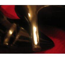 heel Photographic Print