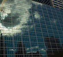 Cloud inside Building by Clovis