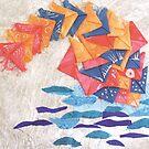 Japanese fold by Shahida  Parveen