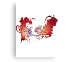 FINAL FANTASY TYPE 0 Canvas Print