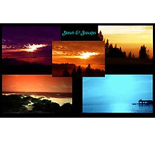 Sunsets & Seascapes Photographic Print