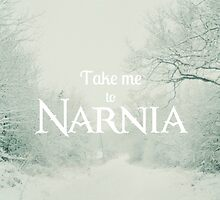 Take me to Narnia by Indea Vanmerllin