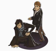 Sherlock. and John. by Jessica Wilson