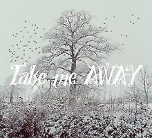 Take me away by Indea Vanmerllin