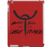 Heart and Soul - Mark Only iPad Case/Skin