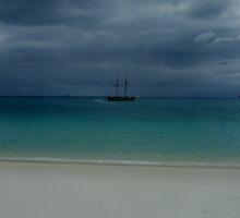 Pirates Ahoy! by Ben de Putron