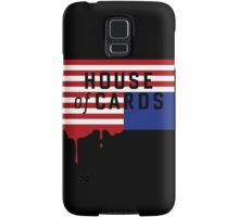 """House of Cards - """"Casualties"""" Samsung Galaxy Case/Skin"""
