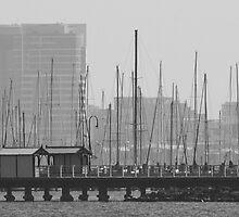 Masts by Sara Lamond