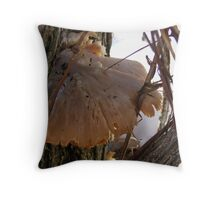 Attached To Throw Pillow