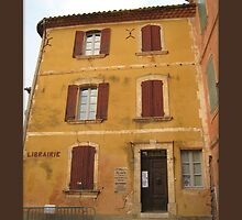 Provence Librairie by Mariana Musa