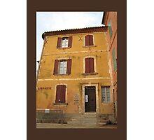 Provence Librairie Photographic Print