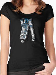TAR2D2 Women's Fitted Scoop T-Shirt