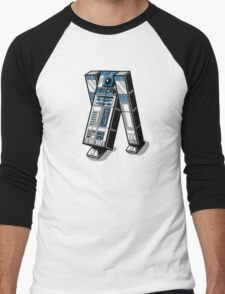 TAR2D2 Men's Baseball ¾ T-Shirt