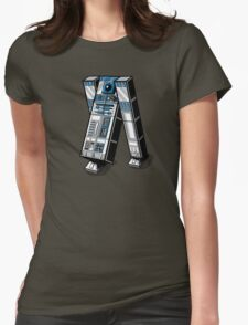 TAR2D2 Womens Fitted T-Shirt