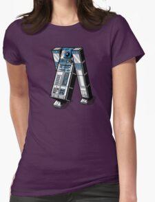 TAR2D2 Womens Fitted T-Shirt