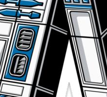 TAR2D2 Sticker