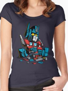 Autoblocks Women's Fitted Scoop T-Shirt