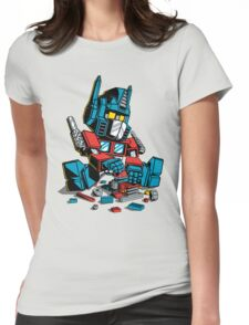 Autoblocks Womens Fitted T-Shirt