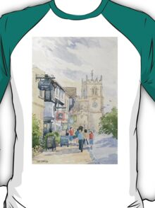 AN HISTORICAL SUMMERS DAY T-Shirt