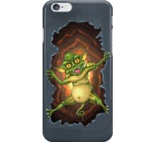 Green Gremlin iPhone Case/Skin