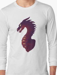 Medieval Dragon Long Sleeve T-Shirt