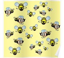 Flight of the Bumble Bee Poster