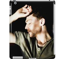 Sleeping Tom iPad Case/Skin