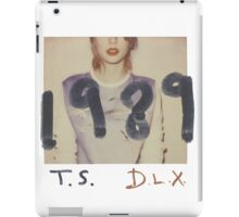 Taylor Swift - 1989 iPad Case/Skin