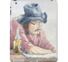 THE MELLOW SIDE OF LIFE iPad Case/Skin