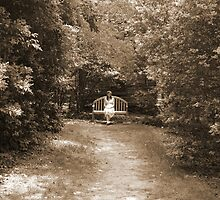 Garden Path by Kalena Chappell