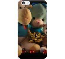 HUGS FOR CHRISTMAS iPhone Case/Skin