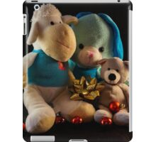 HUGS FOR CHRISTMAS iPad Case/Skin