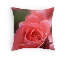 Pink Perfection Throw Pillow
